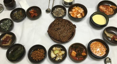 Photo of Korean Restaurant 금빈회관 at 장천동, 순천시, South Korea