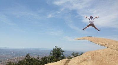 Photo of Scenic Lookout Potato Chip Rock at Mount Woodson Road Ramona California, Ramona, CA 92065, United States
