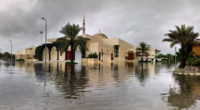 Photo of Mosque Norah Almuhaidib Mosque | جامع نورة المهيدب at Cornish Al Khobar, Khobar, Saudi Arabia