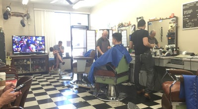 Photo of Cosmetics Shop Ben's Barber Shop at 444 Fair Oaks Ave, South Pasadena, CA 91030, United States