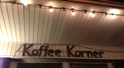 Photo of Cafe Koffee Korner at 15 S Jackson St, Media, PA 19063, United States