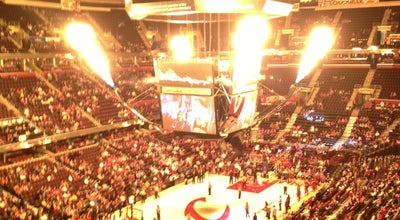 Photo of Basketball Stadium Quicken Loans Arena at 1 Center Ct, Cleveland, OH 44115, United States