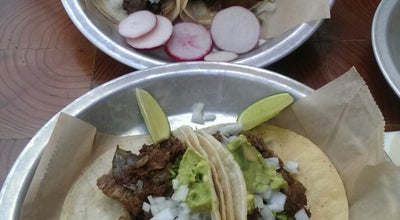 Photo of Mexican Restaurant Molcajete Taqueria at 494 Laguardia Pl, New York City, NY 10012, United States