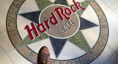 Photo of American Restaurant Hard Rock Cafe Bahrain at 142 Old Exhibition Rd., Hoora, Manama, Bahrain