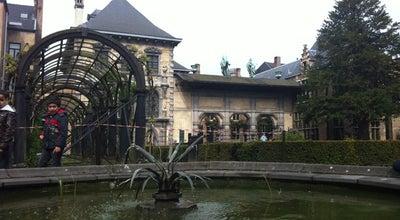 Photo of Art Museum Rubenshuis at Wapper 9-11, Antwerpen 2000, Belgium