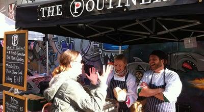 Photo of Food Truck The Poutinerie at Brick Lane Market, Brick Lane, London E1, United Kingdom