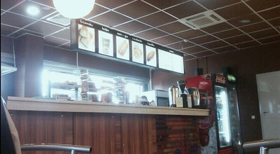 Photo of Burger Joint Бистро at Торговый Центр «ома», Mogilev, Belarus