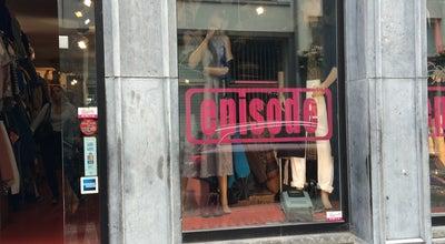 Photo of Thrift / Vintage Store Episode Vintage Shop at Violetstraat 28 Rue De La Violette, Brussels 1000, Belgium