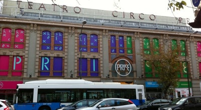 Photo of Theater Teatro Circo Price at Rda De Atocha 35, Madrid 28012, Spain