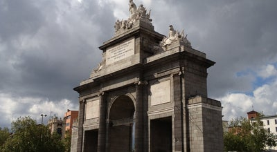 Photo of Monument / Landmark Puerta de Toledo at Gta. De La Puerta De Toledo, Madrid 28005, Spain