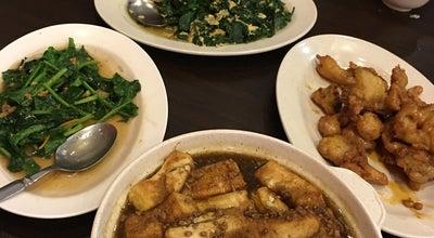 Photo of Vegetarian / Vegan Restaurant The Legend Vegetarian Cafe (传说素食餐厅) at Block 745 Knid @ The 3rd Exchange, Kuching 93250, Malaysia