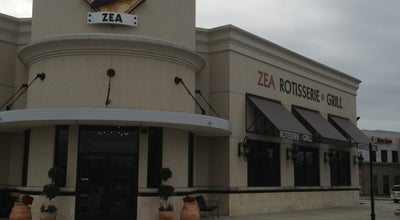 Photo of New American Restaurant Zea Rotisserie & Grill at 2380 Towne Center Blvd, Baton Rouge, LA 70806, United States