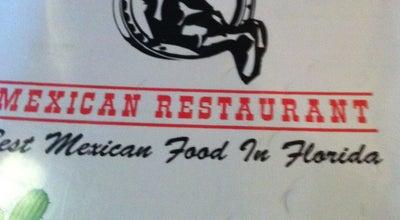 Photo of Mexican Restaurant La Herradura at 229 W Stuart Ave, Lake Wales, FL 33853, United States