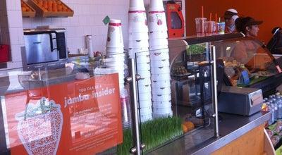 Photo of Juice Bar Jamba Juice at 1400 Glades Rd., Boca Raton, FL 33431, United States