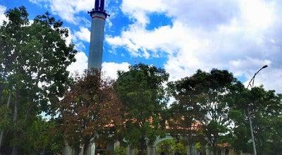 Photo of Mosque Masjid Tuanku Syed Putra at Kangar 01000, Malaysia