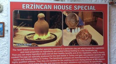 Photo of Middle Eastern Restaurant Erzincan Restaurant at Camikebir Mah.yedi Eylül Sok.no:09 (old Town) Kusadasi-türkiye, aydin 09400, Turkey