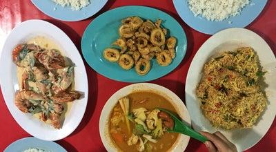 Photo of Asian Restaurant Gerai Santai Haji Manja at Near Segama Waterfront, Kota Kinabalu 88000, Malaysia