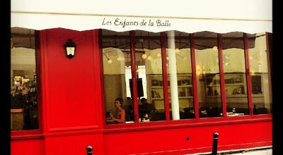 Photo of French Restaurant Les enfants de la balle at 84 Boulevard De Charonne, Paris 75020, France