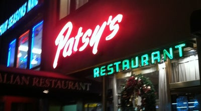 Photo of Italian Restaurant Patsy's Italian Restaurant at 236 W 56th St, New York, NY 10019, United States