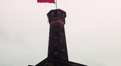 Photo of Monument / Landmark Cột Cờ Hà Nội (Hanoi Flag Tower) at Bảo Tàng Lịch Sử Quân Sự Việt Nam, 28a Điện Biên Phủ, Ba Đình, Vietnam