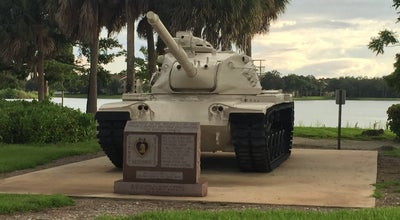 Photo of Park Veterans Park at 3401 Nw 21st Ave, Fort Laudedale, FL 33309, United States