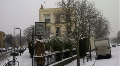 Photo of Pub The Scolt Head at 107a Culford Rd, Islington N1 4HT, United Kingdom