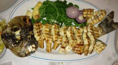 Photo of Seafood Restaurant Cunda Balık Restaurant at Koy Yolu Sok. No:6/1, Istanbul, Turkey
