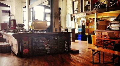 Photo of American Restaurant Brooklyn Roasting Company at 25 Jay St, Brooklyn, NY 11201, United States