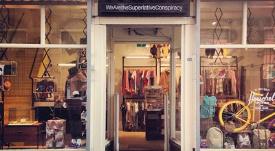 Photo of Clothing Store WeSC Store at Oude Hoogstraat 35, Amsterdam 1012 CD, Netherlands