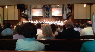 Photo of Church First Baptist Church Decatur at 123 Church St Ne, Decatur, AL 35601, United States