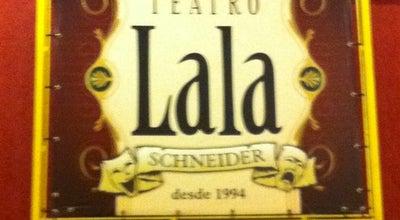 Photo of Theater Teatro Lala Schneider at R. Treze De Maio, 629, Curitiba 80510-030, Brazil