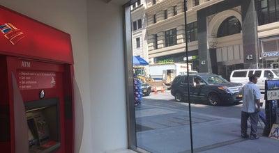 Photo of Bank Bank of America at 29 Broadway, New York, NY 10006, United States
