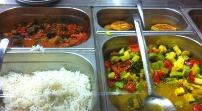 Photo of Vegetarian / Vegan Restaurant Кафе «Аюрведа» at Вул. Дмитрівська, 39, Київ 01135, Ukraine
