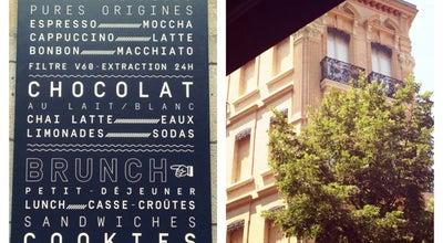 Photo of Coffee Shop La Fiancée at 54 Rue Peyrolières, Toulouse 31000, France
