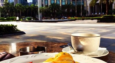 Photo of Cafe simplylife | 星美乐 at 福田区中心四路1-1号嘉里建设广场3座1楼03b铺, Shenzhen, Gu, China