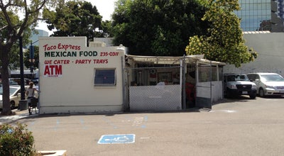 Photo of Other Venue Taco Express at 1330 State St, San Diego, CA 92101