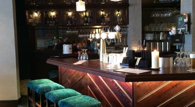 Photo of Modern European Restaurant Walter's - The Walter Woodbury Bar at Javastraat 42, Amsterdam 1094 HJ, Netherlands
