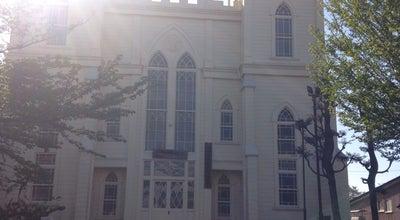 Photo of Church 日本キリスト教団 弘前教会 at 元寺町48, 弘前市 036-8355, Japan