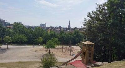 Photo of Playground Spielplatz im Mediapark at Im Mediapark, Köln 50670, Germany