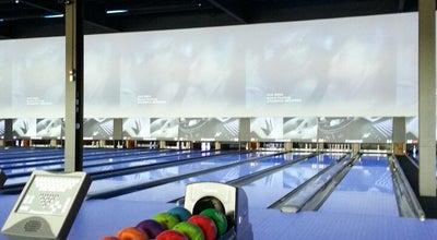 Photo of Bowling Alley KingPin Bowlounge at 425 Bingemans Centre Dr, Kitchener N2B 3X7, Canada