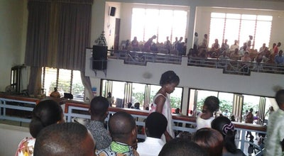 Photo of Church Legon Interdenominational Church at Accra, Ghana