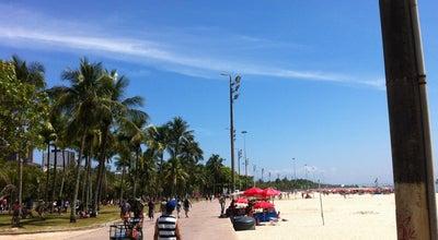 Photo of Beach Praia do Flamengo at Pr. Do Flamengo, Rio de Janeiro, Brazil