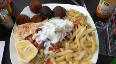 Photo of Middle Eastern Restaurant Sherezade at Rio De Janeiro 370, Recoleta 8420388, Chile