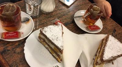 Photo of Ice Cream Shop Café Venezia at Schlössersgasse 8, Wuppertal 42103, Germany