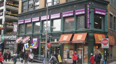 Photo of Comic Shop Midtown Comics at 64 Fulton St, New York, NY 10038, United States