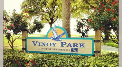 Photo of Park Vinoy Park at 101 Bayshore Dr Ne, Saint Petersburg, FL 33701, United States