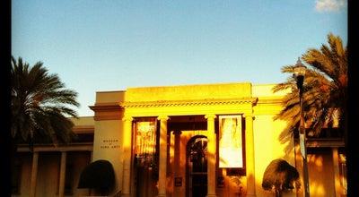 Photo of Art Museum Museum of Fine Arts at 255 Beach Dr Ne, Saint Petersburg, FL 33701, United States
