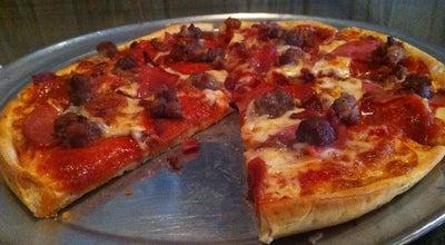 Photo of Italian Restaurant Carlton's Italian at 115 1st Ave Sw, Cullman, AL 35055, United States
