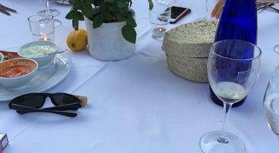 Photo of Mediterranean Restaurant Es Pinaret at C/ Colonia St. Jordi, Ses Salines 07640, Spain