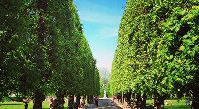Photo of Park Kongens Have at Gothersgade, København K 1307, Denmark